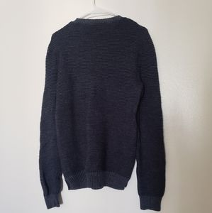 Express knit sweater.